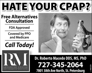 Hate Your CPAP?