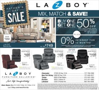 Father S Day Sale La Z Boy Furniture Galleries