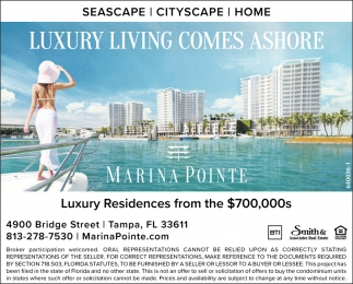 Luxury Residences From The $700.000s