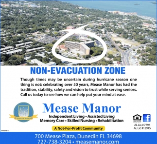 Non-Evacuation Zone