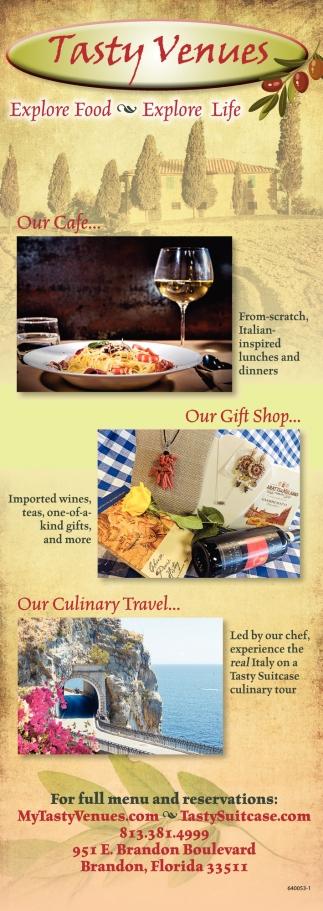 Explore Food - Explore Life