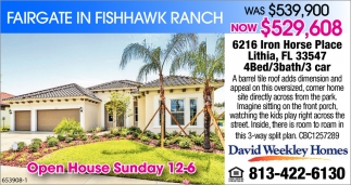 Open House Sunday 12-6 PM