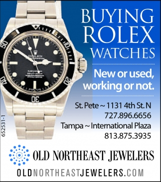 BUYING ROLEX WATCHES