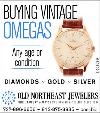 Buying Vintage Omegas