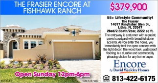 THE FRASIER ENCORE AT FISHHAWK RANCH