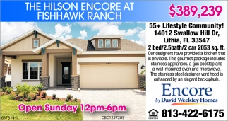 THE HILSON ENCORE AT FISHHAWK RANCH