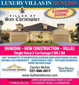 Dunedin - New Construction