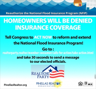 HOMEOWNERS WILL BE DENIED INSURANCE COVERAGE