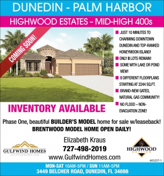 Highwood Estates - Mid-High 400s