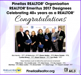 Celebrating 40+ Years As A Realtor