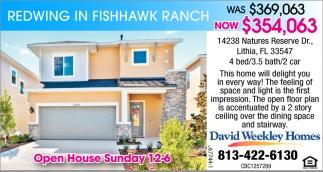 Redwing In Fishhawk Ranch