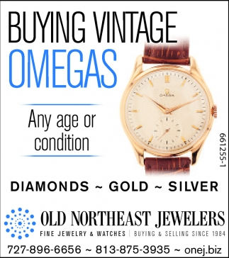 Buying Buying Vintage Omegas
