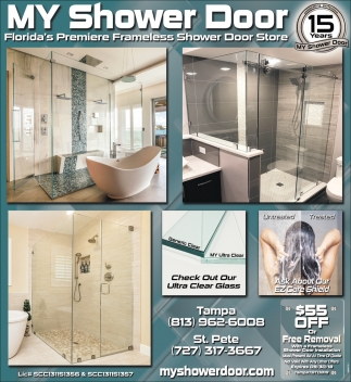 Florida\'s Premiere Frameless Shower Door Store, My Shower Door