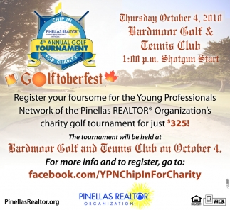 4th Annual Golf Tournament