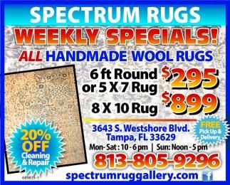 Spectrum Tampa Fl >> Weekly Specials Spectrum Designer Rugs Tampa Fl