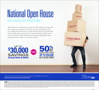 National Open House