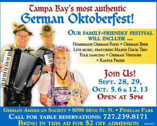 German Oktoberfest!