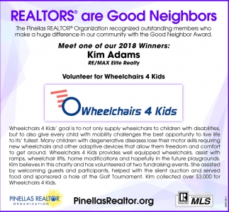 REALTORS ARE GOOD NEIGHBORS