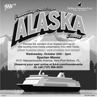 ALASKA EVENT