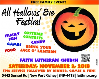 FREE FAMILY EVENT!