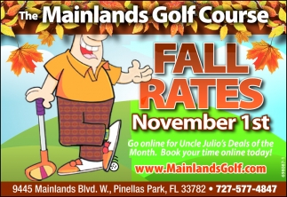 Fall Rates