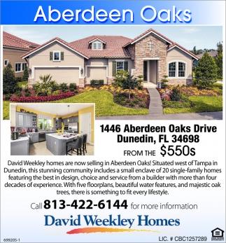 Aberdeen Oaks