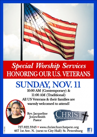 Special Worship Services