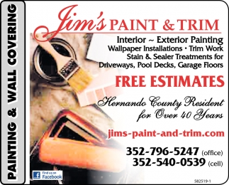 Painting & Wall Covering