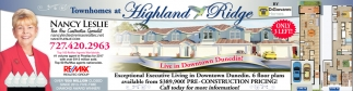 Townhomes At Highland Ridge