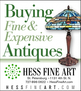 Buying Fine & Expensive Antiques