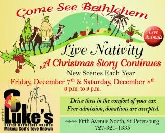 Come See Bethehem