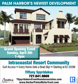 Palm Harbor's Newest Development