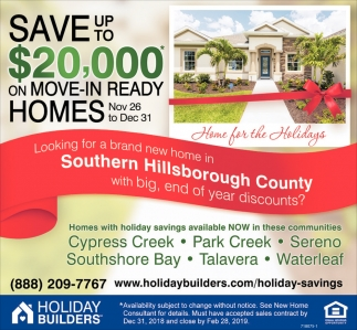 Southern Hillsborough County