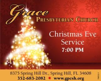 Christmas Eve Service