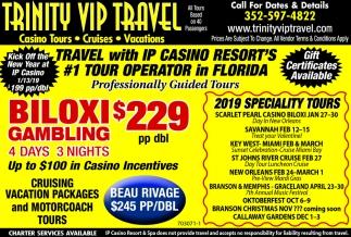 BILOXI GAMBLING $229