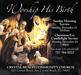 Worship His Birth