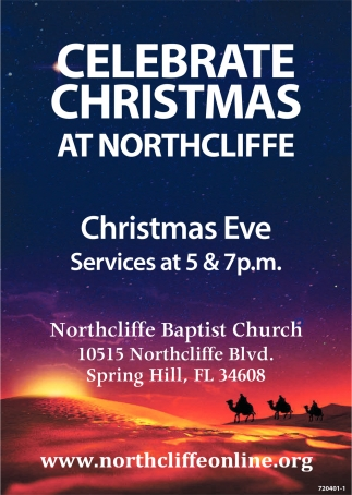 CELEBRATE CHRISTMAS AT NORTHCLIFE