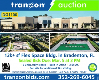 Tranzon Auction