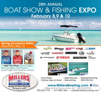 Boat Show & Fishing Expo