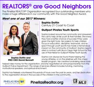 Realtors Are Good Neighbors