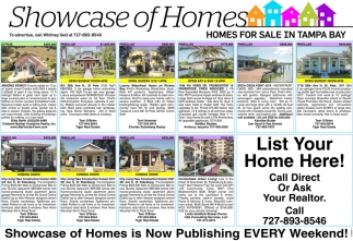 Homes For Sale In Tampa Bay, House-rop Feature Space Reservation