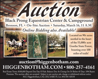 Black Prong Equestrian Center
