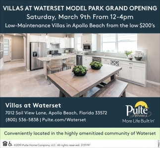 Villas At Waterset