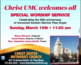 Special Worship Service
