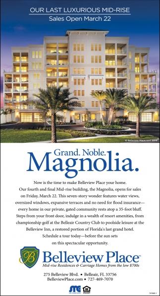 Grand Noble. Magnolia