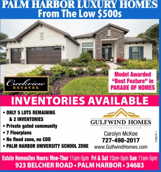 PALM HARBOR LUXURY
