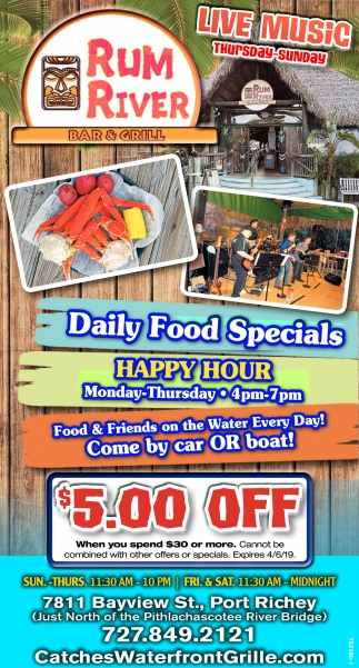 Daily Food Specials