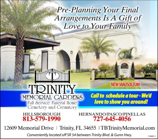 Pre-Planning Your Final Arrengements Is A Gift Of Love To Your Family