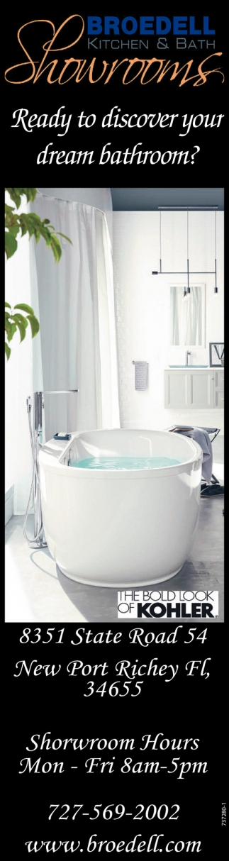 Ready To Discover Your Dream Bathroom?