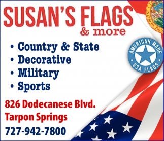 Susan's Flags & More